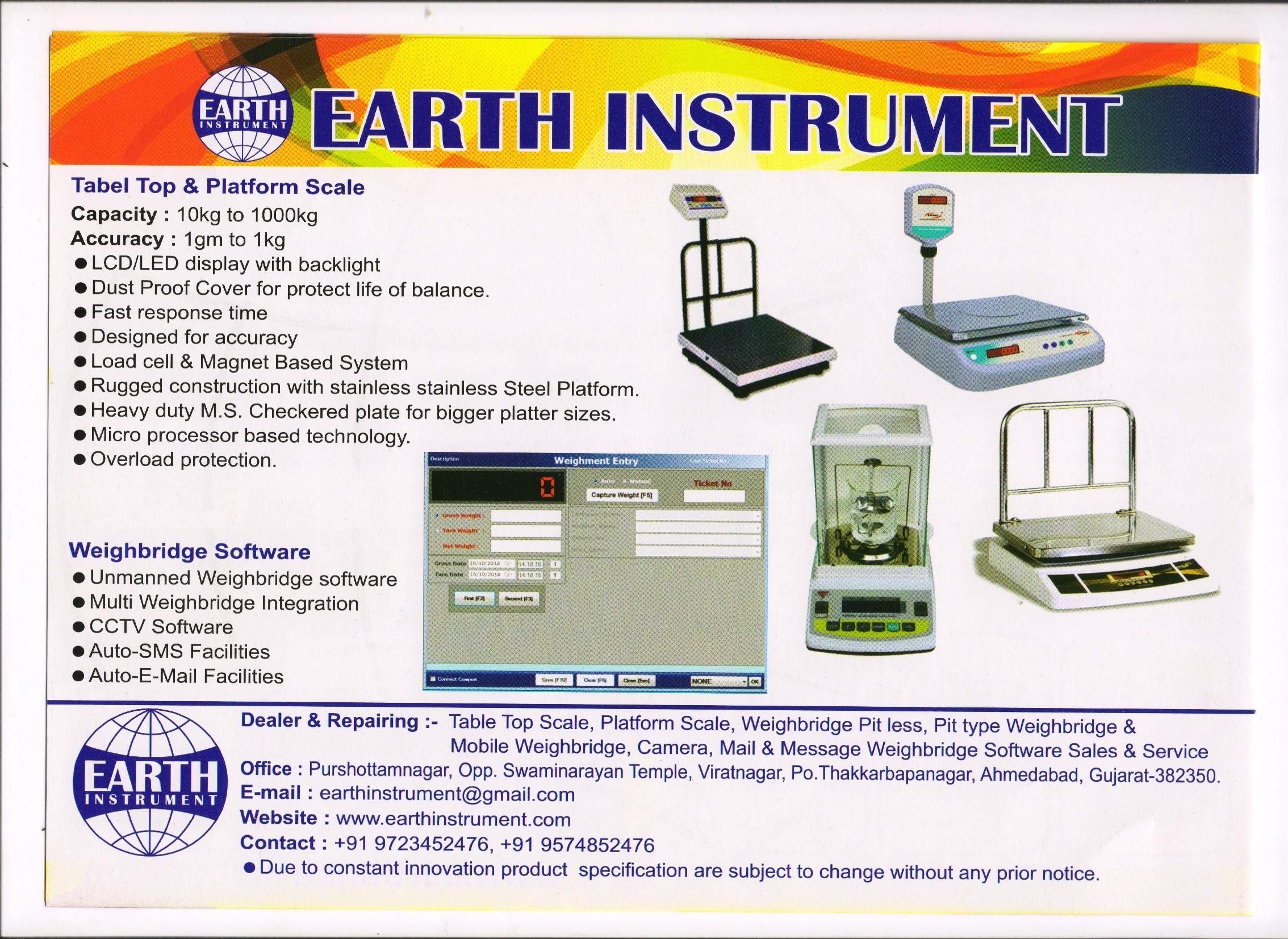 Electronic Weighbridge Manufacturers | Electronic